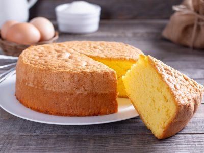 Torta soffice al | mandarino
