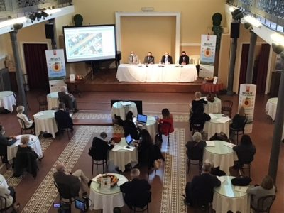 Sostenibile, sicura e tracciabile: con IN&OUT l'ortofrutta europea diventa protagonista